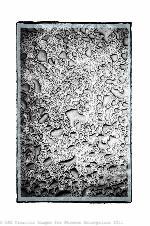 Rain on Metal 001