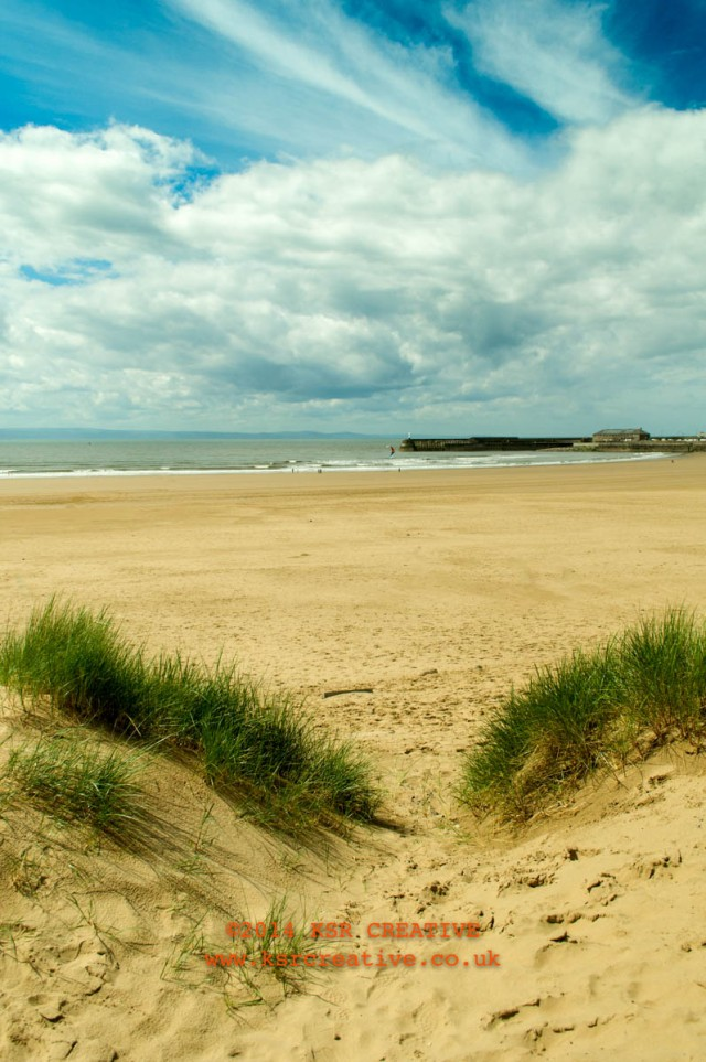 Summer comes to Porthcawl
