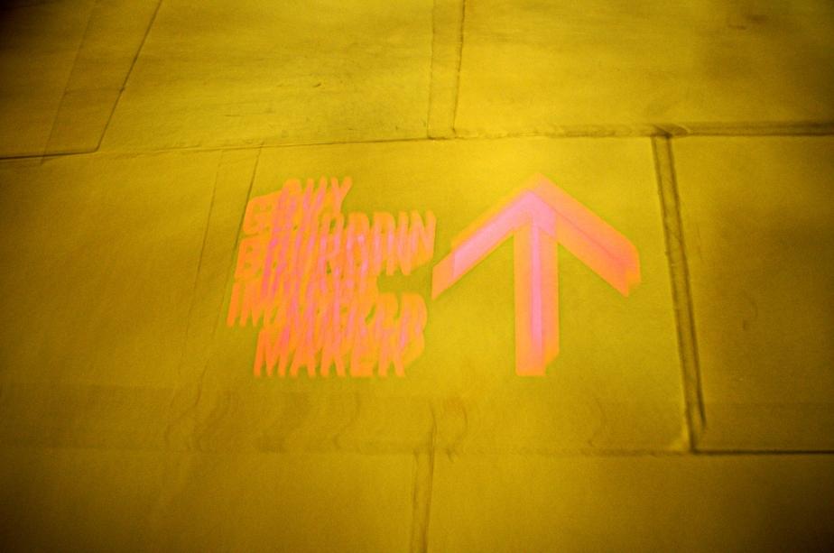 Guy Bourdin, this way