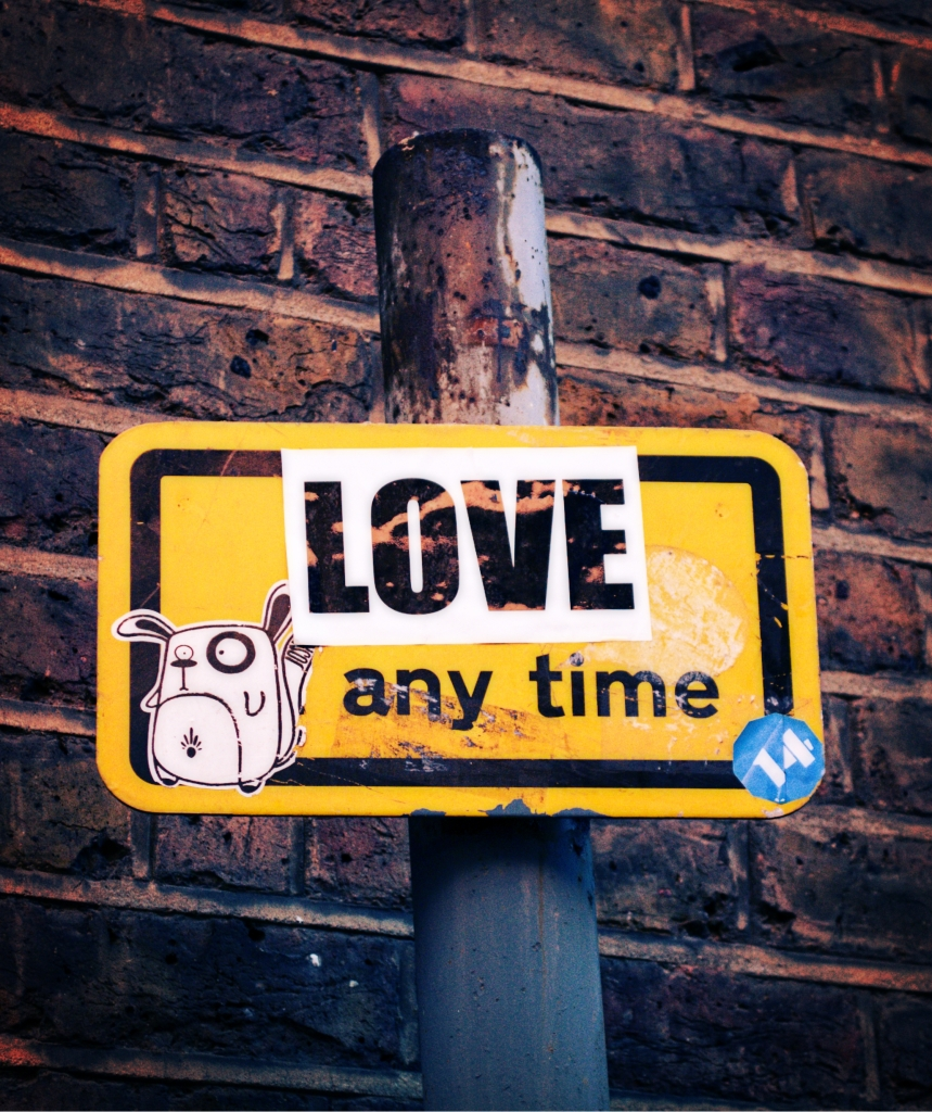 love any time